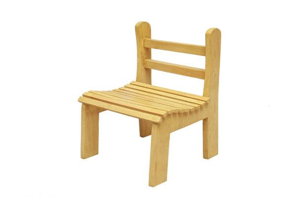 Slated Chair