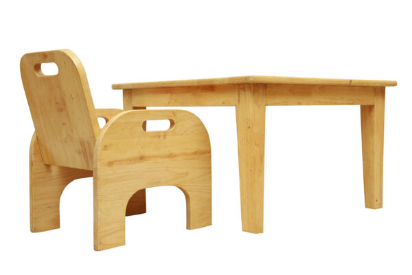 Weaning Table and Chair
